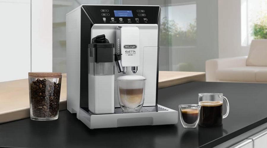 DeLonghi Kaffeevollautomaten Neuheiten