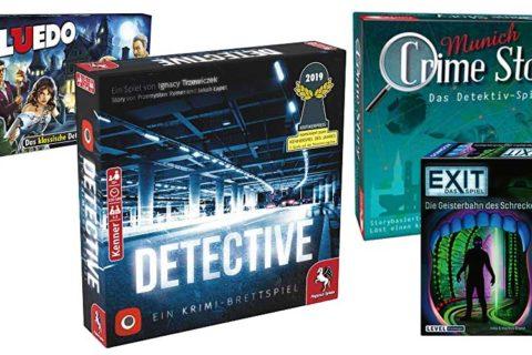 Detektivspiele für Erwachsene