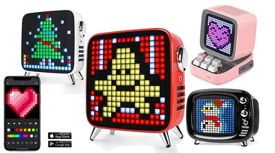 Divoom LED Lautsprecher