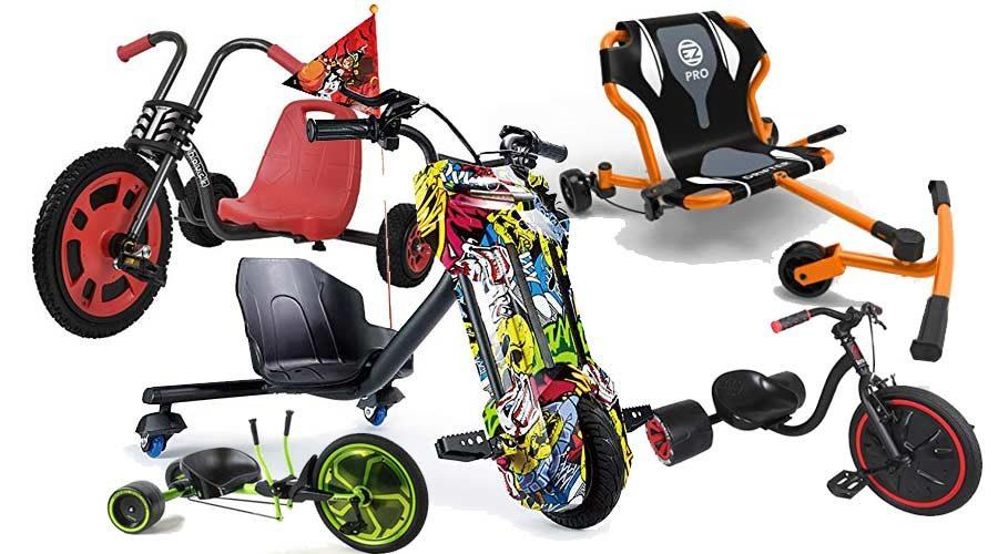 Drift-Trikes für Kinder