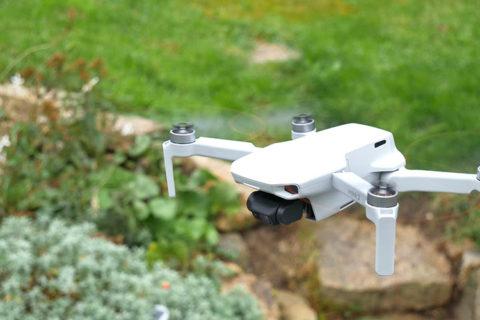 Drohne Dji Mini 2 unter 250 Gramm Gewicht