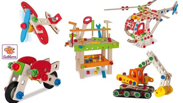 Eichhorn Constructor Spielzeug