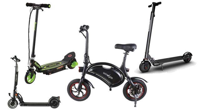 Elektro-Scooter