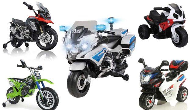 Elektromotorräder für Kinder