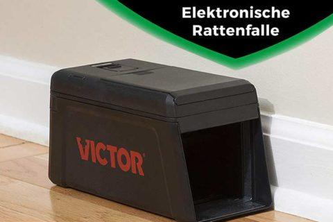 Elektronische Rattenfalle