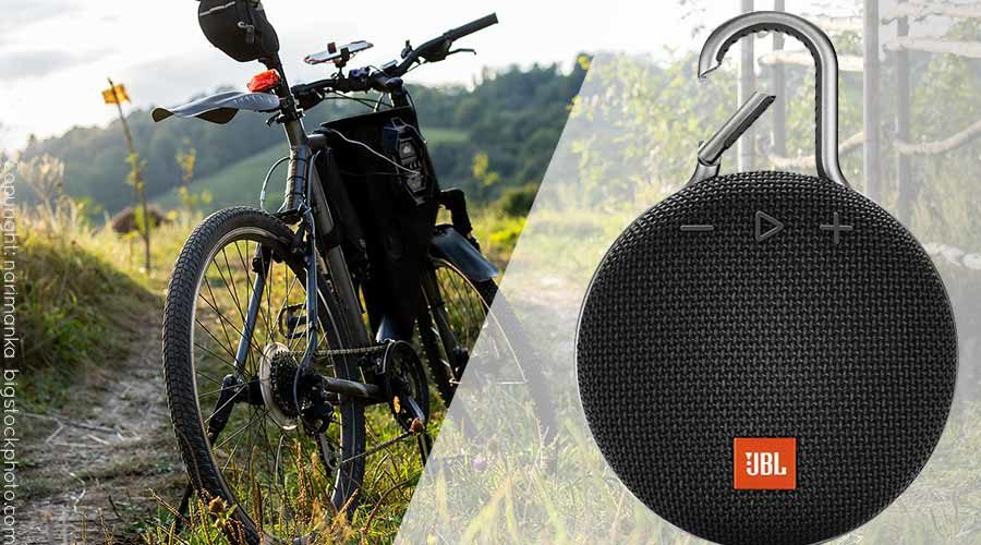 Fahrrad Musikbox