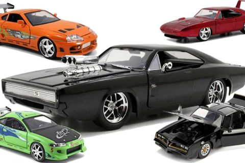 Fast & Furious Modellautos