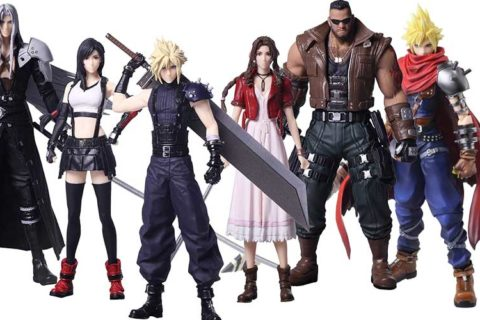 Final Fantasy Actionfiguren