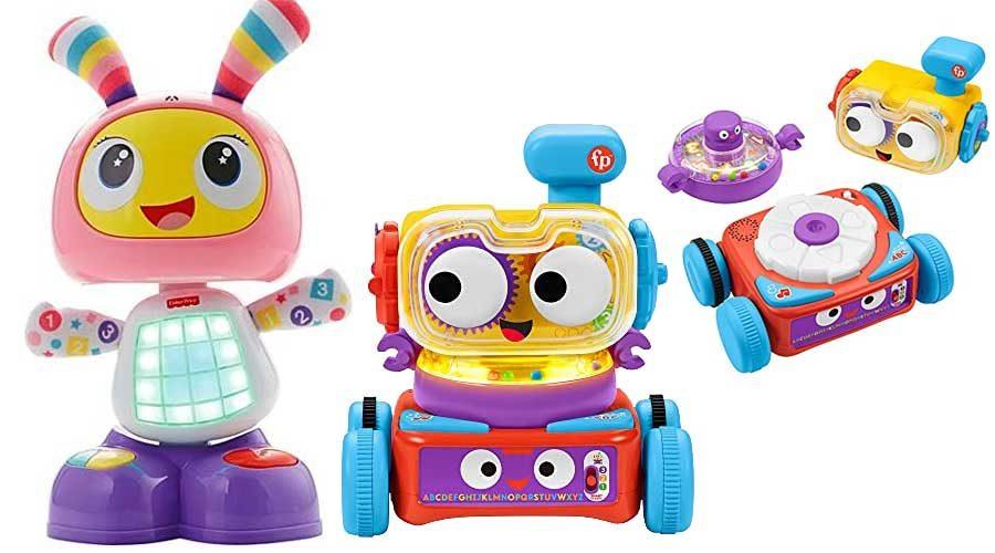 Fisher-Price Roboter