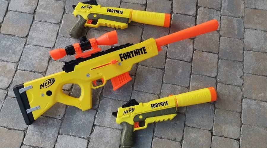 besten Fortnite Waffen