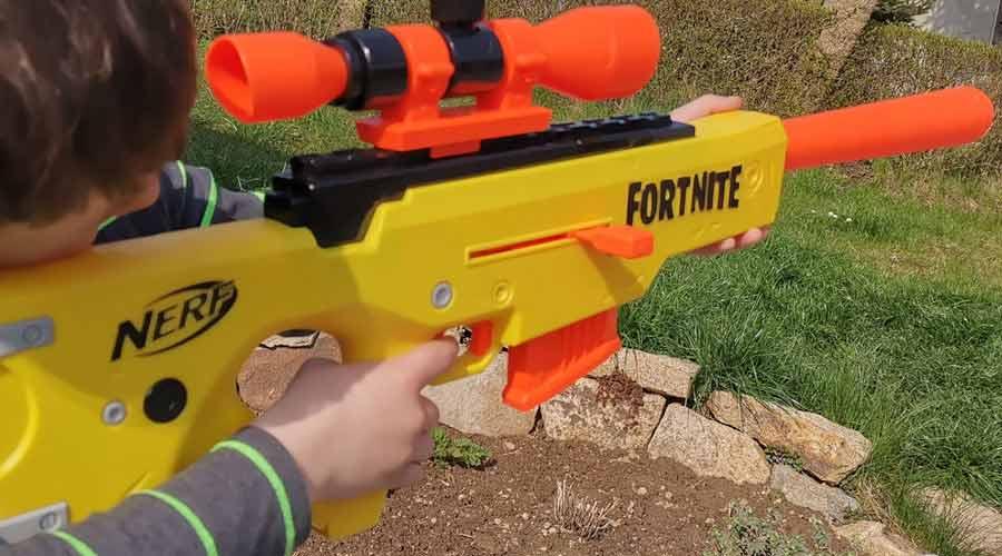 Fortnite Spielwaffen