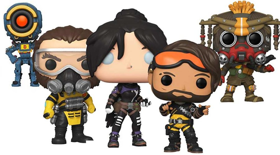 Funko POP Apex Legends Figuren