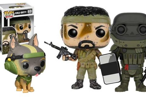 Funko POP Call of Duty Figuren