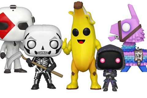 Funko POP Fortnite Sammelfiguren
