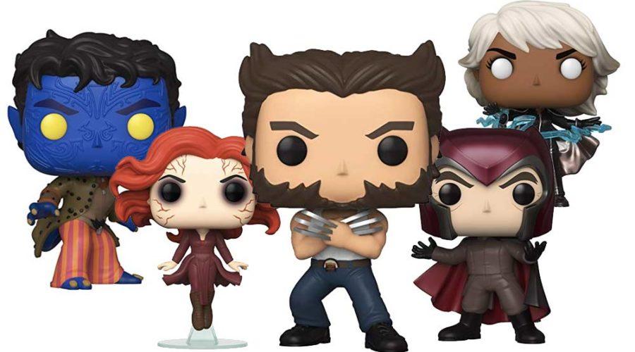 Funko POP Wolverine und X-Men Figuren