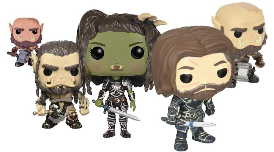 Funko POP World-of-Warcraft Figuren