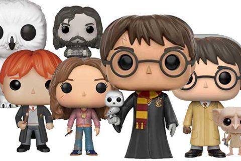 Funko Pop Harry Potter Figuren