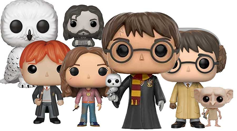 Funko Pop Harry Potter Figuren