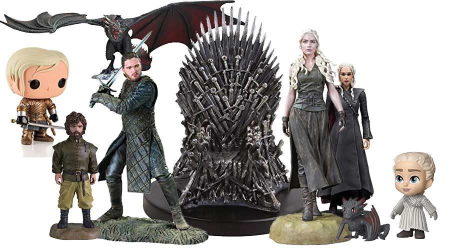 Game of Thrones Figuren