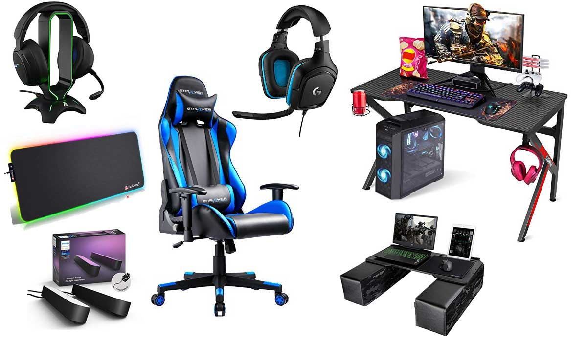 Gaming Ausstattung