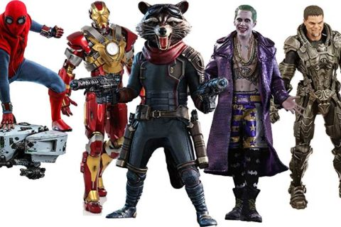 Hot Toys Actionfiguren