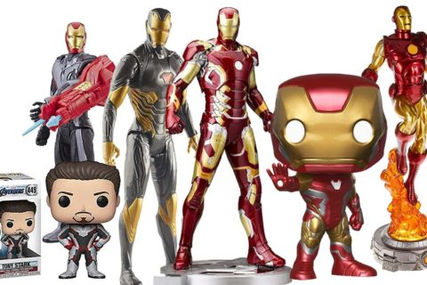 Iron Man figuren