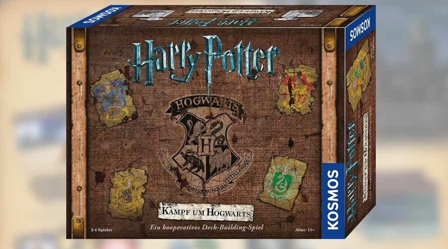 KOSMOS Harry Potter Brettspiele