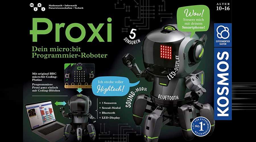 Proxi Roboter von KOSMOS