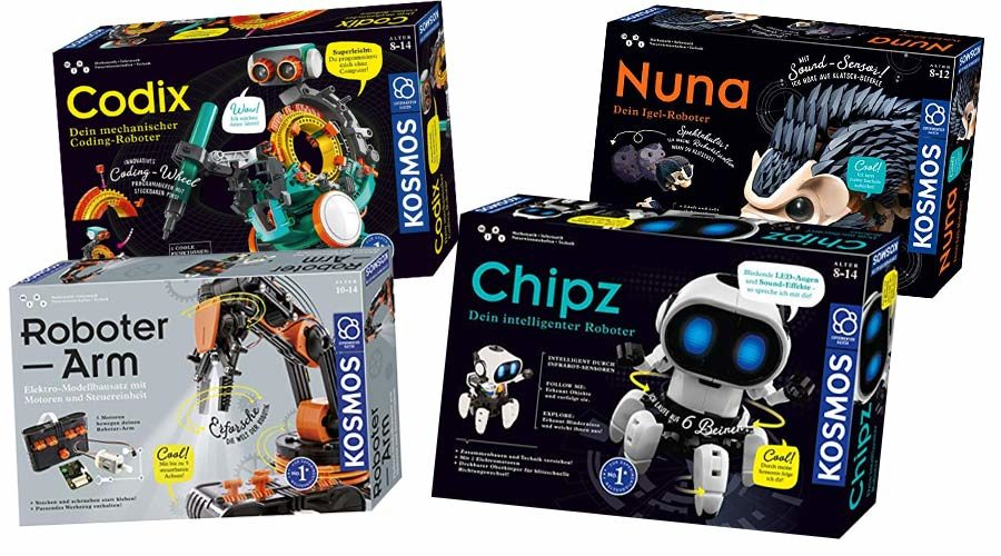 KOSMOS Roboter Sets