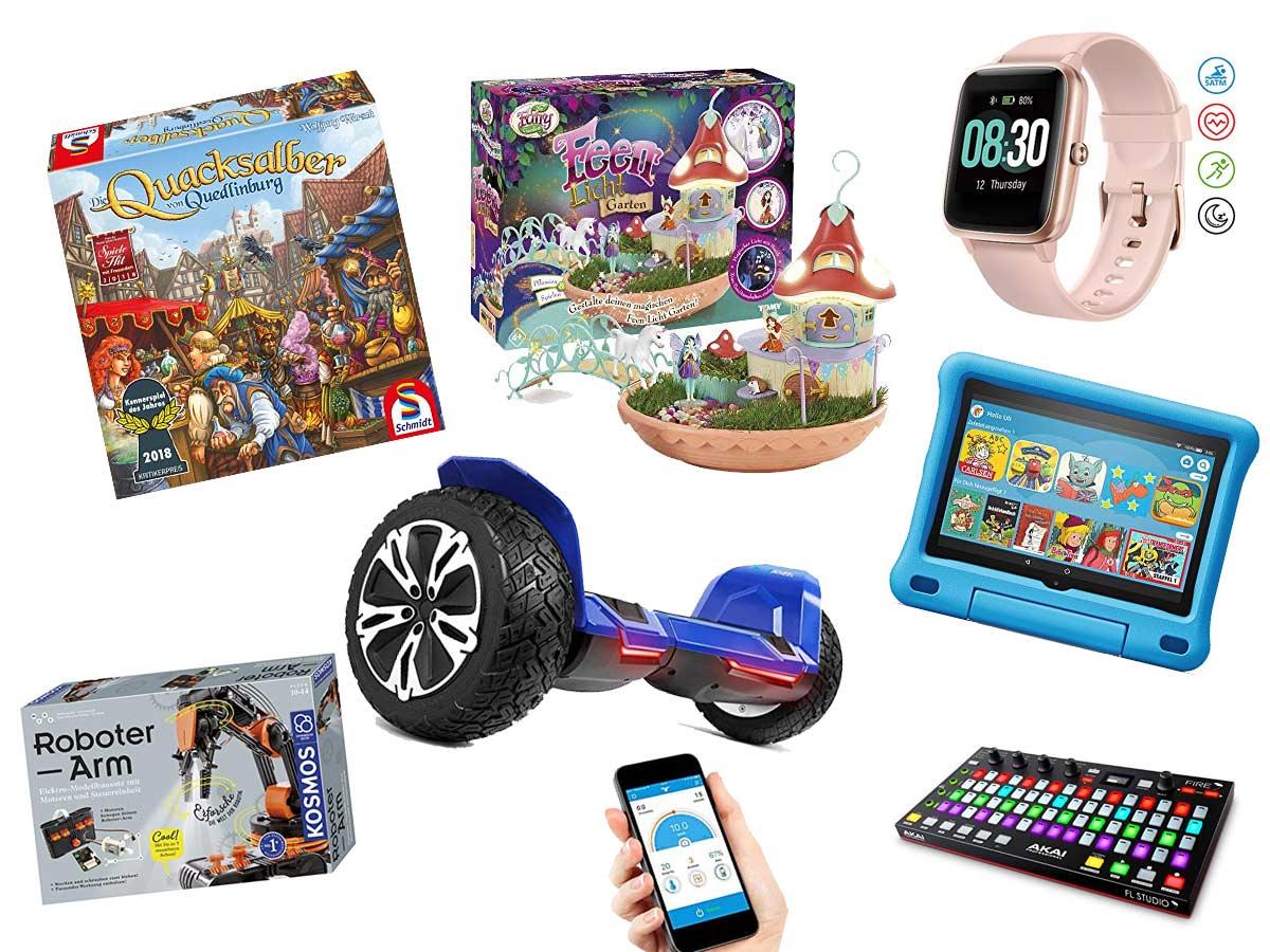 Kinderspielzeug ab dem zehnten Lebensjahr