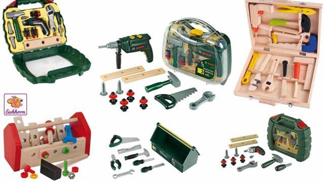 Kinderwerkzeugkoffer