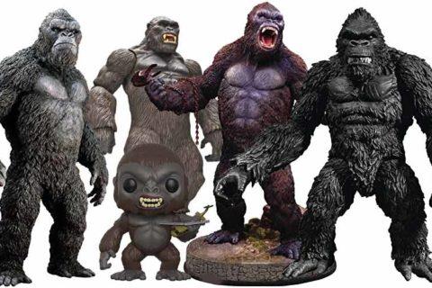 King Kong Figuren