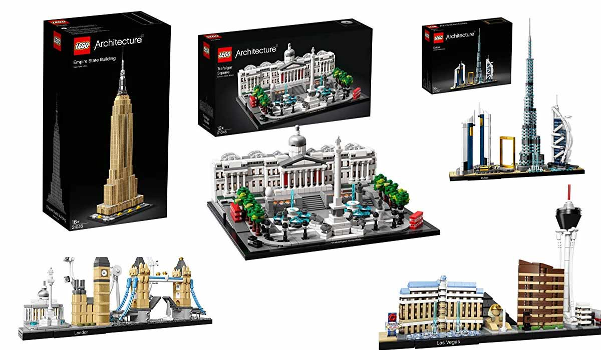 LEGO Architecture Skyline Kollektion