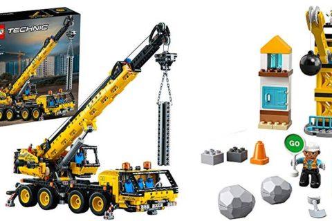 LEGO Kran