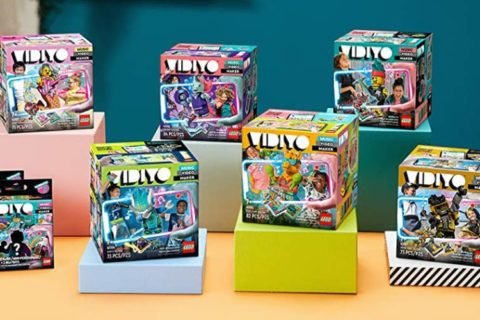 LEGO Vidiyo Beatbox Music Maker