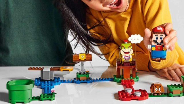 LEGO Super Mario Spielzeugen