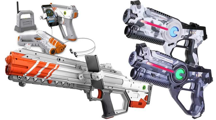 Laser Tag Set Waffen