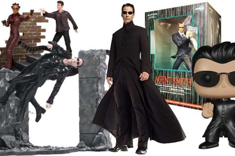 MATRIX Actionfigur