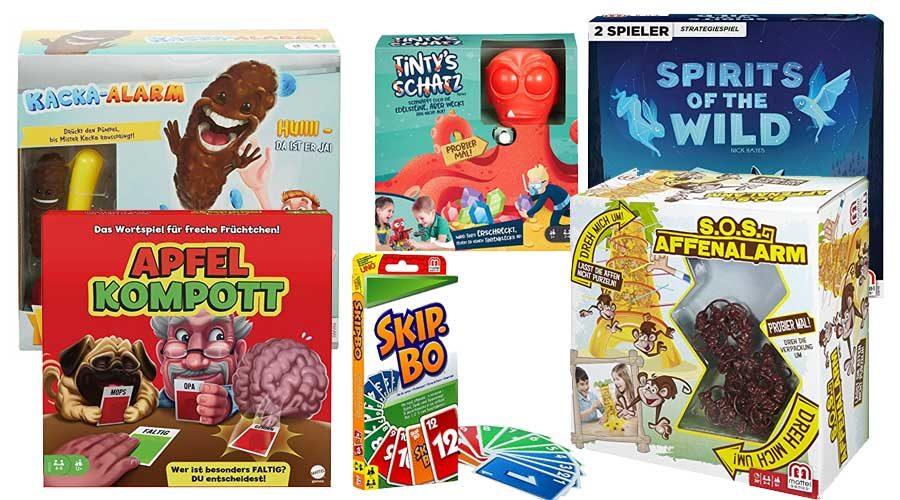 Mattel Spiele