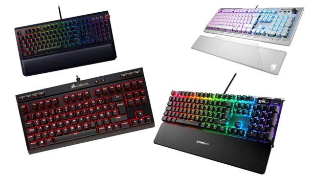 Mechanische Gaming-Tastaturen