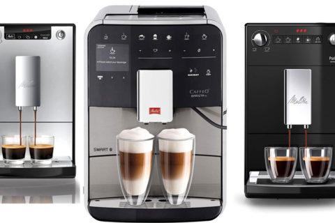 Melitta Kaffeevollautomat Neuheiten