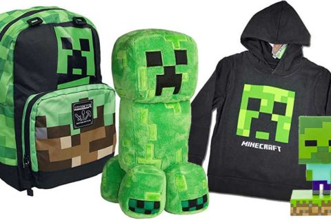 Minecraft Creeper Merch