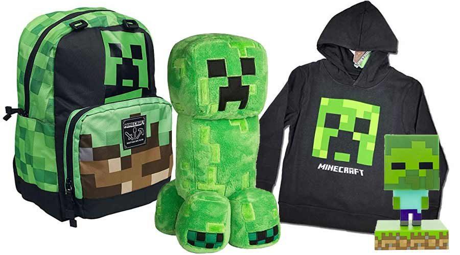 Minecraft Creeper Merch
