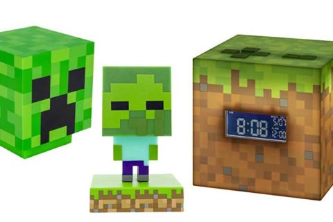 Minecraft LED Lampen