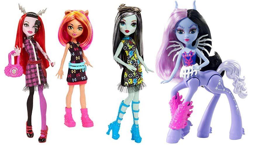 Monster High Mattel Puppe