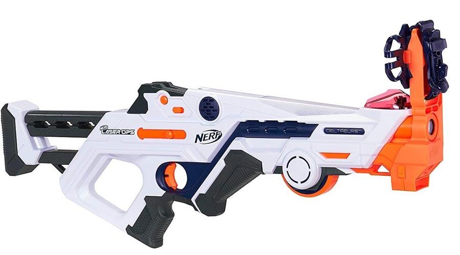 DeltaBurst LASERtag Blaster