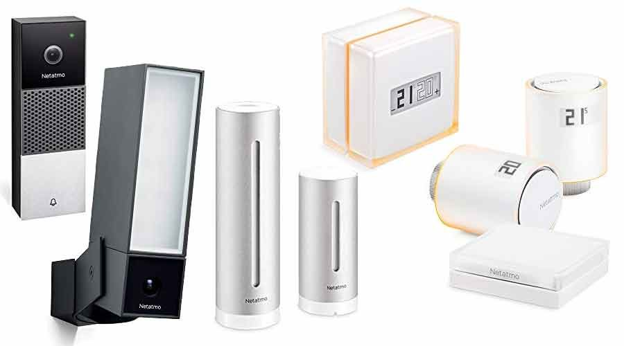 Netatmo Smarthome Produkte