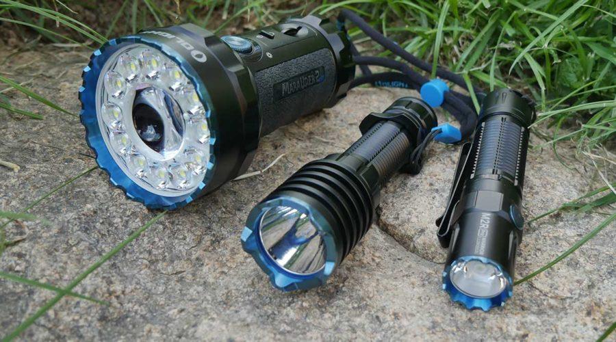 OLIGHT LED-Taschenlampen