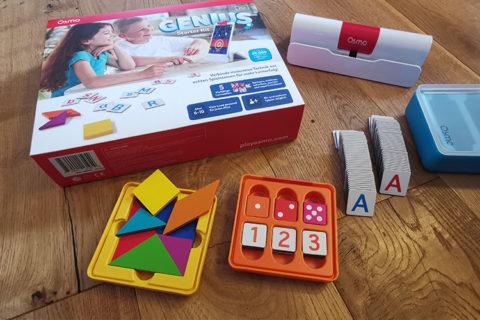 Im Test: Osmo Genius Starter Kit für das iPad