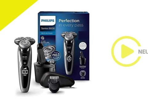 Philips Rasierer Neuheiten